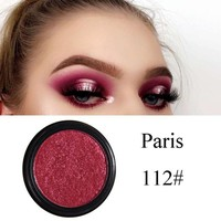 1pcs Sigle Colors Natural Matte Eyeshadow Palette Pigment Eye Shadow Makeup Cosmetic Eyeshadow