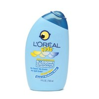 Buy L'Oreal Paris Kids Soothie Smoothie 2-In-1 Shampoo Blueberry 265 mL Online in Canada | Free Shipping