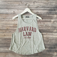 Harvard Law (Just Kidding) Tank
