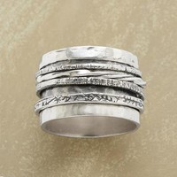 TIME TRAVEL RING         -                Band         -                Rings         -                Jewelry         -                Categories                       | Robert Redford's Sundance Catalog