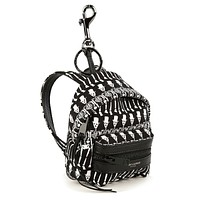 Saint Laurent Skeletons Backpack Key Chain Charm 441911