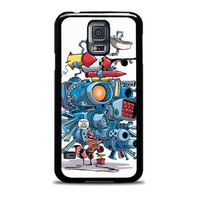 Say Hello To My Little Friend Rocket Racoon Samsung Galaxy S5 Case