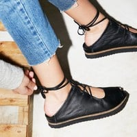 Free People Christie Flatform Mule