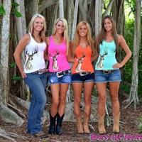 Sporty Girl Apparel hot Hunting girls dressed to Kill