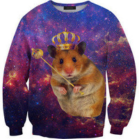 Fly Federation — King hamster sweater
