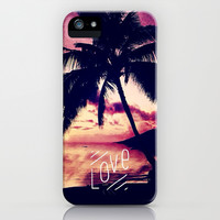 Love - for iphone iPhone & iPod Case by Simone Morana Cyla