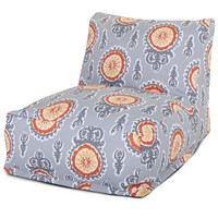 Citrus Michelle Bean Bag Chair Lounger