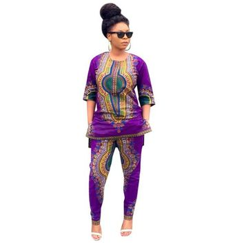 Angel's African Two piece set