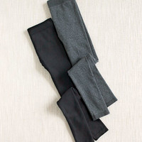 2-Pk. Insulated Leggings