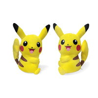 Pikachu Pokemon XY Super DX Male & Female 8 Inch Plush