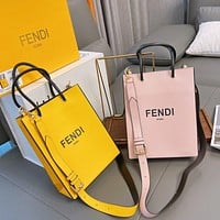 FENDI tote bag shoulder bag