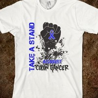 Take a Stand Against Colon Cancer