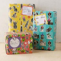 Party Animals! Wrapping Paper Book