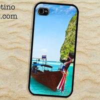 Maya Beautiful Beach iPhone 5 Case Cute Travel by Casetino on Etsy