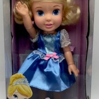 My First Disney Princess Toddler Cinderella Doll 13 inch New in Box