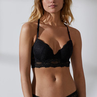 Push-up Bralette - Black - Ladies | H&M US