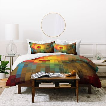Madart Inc. Glorious Colors Duvet Cover