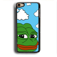 Pepe The Frog Meme iPod Touch 6 Case   Aneend