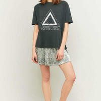 BDG Foil Symbol T-shirt - Urban Outfitters