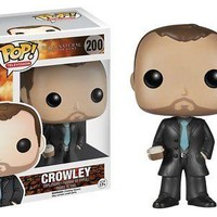 Funko Pop TV: Supernatural - Crowley Vinyl Figure