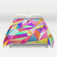GEOMETRIC No.11 Duvet Cover by House of Jennifer