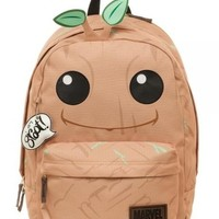 Groot Face Backpack