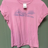 Women's North Face Shirt Large