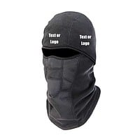 Custom Personalize Design Your Balaclava Wind-resistant Hinged Mask
