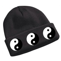 You're the Yin to my Yang Beanie