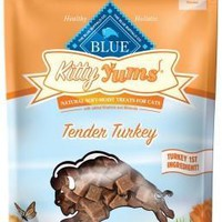 Blue Buffalo Kitty Yums Turkey Moist Cat Treats 2 oz