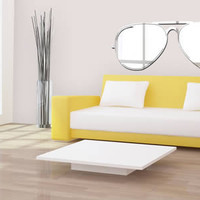 Sunglasses wall mirrors, acrylic wall mirrors | Dezign With a Z wall decor