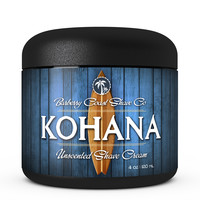 Kohana Unscented Shave Cream