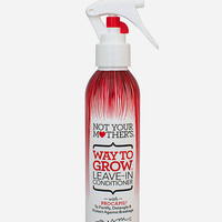 Not Your Mother's Way To Grow Leave-In Conditioner Red One Size For Women 27394830001