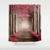 Perfect morning. Shower Curtain by Viviana Gonzalez