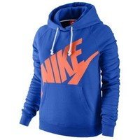 Nike Rally Signal Pullover Hoodie - Women's at Lady Foot Locker