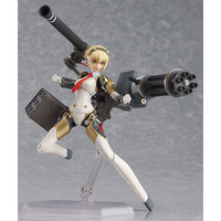 Aigis Figma Action Figure The ULTIMATE ver. ~ Persona 4 The Ultimate in Mayonaka Arena