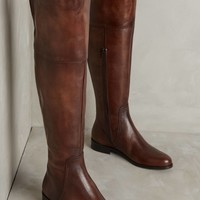 Miss Albright Burnished Riding Boots