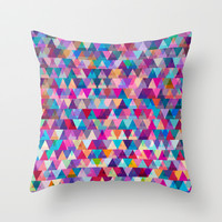 Mix #569 Throw Pillow by Ornaart