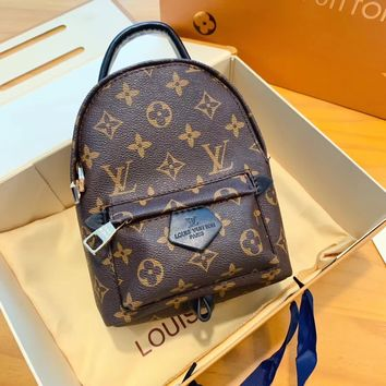 Louis Vuitton LV Monogram Mini Backpack