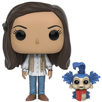 Funko POP Movies: Labyrinth - Sara and Worm Action Figure