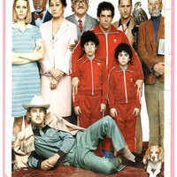 Royal Tenenbaums Wes Anderson Movie Poster 11x17
