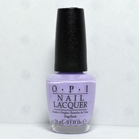 OPI Nail Polish Lacquer Polly want a lacquer NLF83