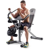 Gold's Gym XRS 20 Olympic Workout Bench - Walmart.com