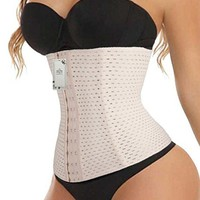 Weight Loss Hourglass Waist Trainer Body Cincher Sport Workout Shapers