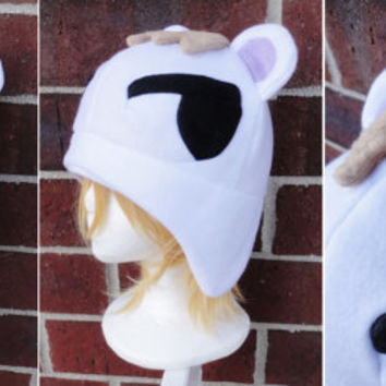 Marshal - Animal Crossing - A winter, nerdy, geekery gift!