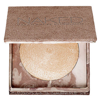 Urban Decay Naked Illuminated Shimmering Powder for Face and Body (0.2 oz