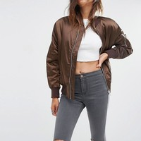 ASOS | ASOS Ultimate Bomber Jacket at ASOS