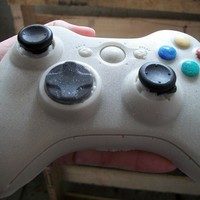 Xbox 360 Soap, Grapefruit Scented Geeky Bath INVENTED BY DIGITALSOAPS