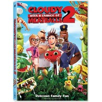 Cloudy With a Chance of Meatballs 2 (Includes Digital Copy) (UltraViolet) (W) (Widescreen)