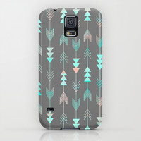 Aztec Arrows Galaxy S5 Case by Sunkissed Laughter